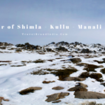 Tour of Shimla – Kullu – Manali