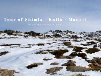 Tour of Shimla - Kullu - Manali for Delhi Tourism